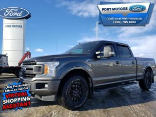 Used 2018 Ford F-150 XLT  - Bluetooth -  SiriusXM - $275 B/W for sale in Fort St John, BC