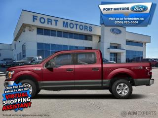 Used 2018 Ford F-150 XLT  - Navigation - $317 B/W for sale in Fort St John, BC