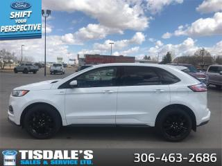 New 2021 Ford Edge ST Line  - Activex Seats -  Heated Seats for sale in Kindersley, SK