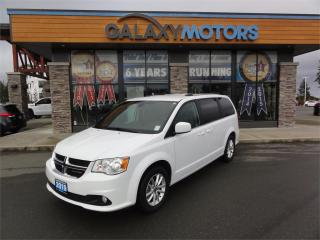 Used 2019 Dodge Grand Caravan SXT Premium Plus for sale in Victoria, BC