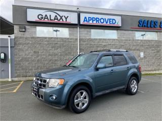 Used 2010 Ford Escape Limited for sale in Courtenay, BC