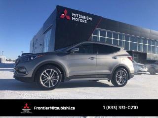 Used 2017 Hyundai Santa Fe Sport Limited for sale in Grande Prairie, AB