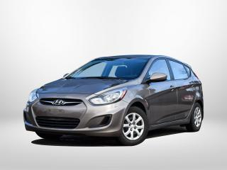 Used 2013 Hyundai Accent L | ONE OWNER | SERVICE HISTORY for sale in Surrey, BC