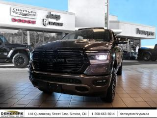 New 2021 RAM 1500 SPORT | NO PAYMENTS FOR 3 MONTHS, OAC. for sale in Simcoe, ON