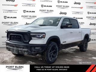 New 2021 RAM 1500 Rebel for sale in Port Elgin, ON