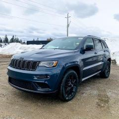 New 2021 Jeep Grand Cherokee Limited X for sale in Kapuskasing, ON