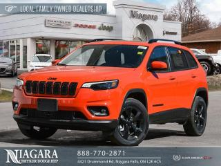 New 2021 Jeep Cherokee Altitude for sale in Niagara Falls, ON