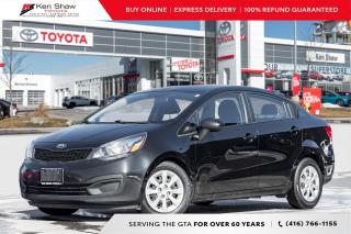 Used 2015 Kia Rio Plus for sale in Toronto, ON