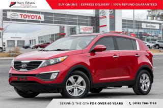 Used 2011 Kia Sportage for sale in Toronto, ON