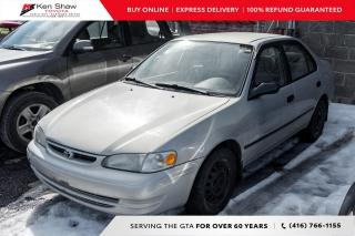 Used 2000 Toyota Corolla for sale in Toronto, ON