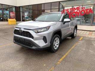 New 2021 Toyota RAV4 RAV4 AWD LE RAV4 LE AWD|APX 00 for sale in Mississauga, ON