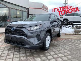 New 2021 Toyota RAV4 Hybrid LE RAV4 HYBRID RAV4 Hybrid LE|APX 00 for sale in Mississauga, ON