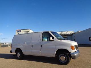 Used 2006 Ford Econoline Cargo Van E-350 for sale in Edmonton, AB