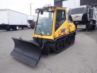 Used 2008 CAMOPLAST SW 4S Plow Truck Rubber Track Diesel for sale in Burnaby, BC