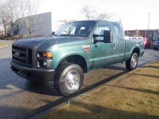 Used 2008 Ford F-250 SD XL SuperCab 6.5 foot box 4WD Diesel for sale in Burnaby, BC