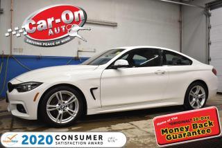Used 2020 BMW 4 Series xDrive M-SPORT PKG | PREMIUM PKG | for sale in Ottawa, ON