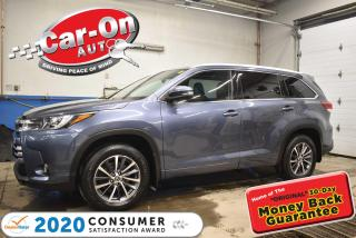 Used 2018 Toyota Highlander XLE AWD 8 PASSENGER | LEATHER | SUNROOF | NAVIGATI for sale in Ottawa, ON