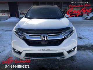 Used 2018 Honda CR-V Touring Traction intégrale for sale in Chicoutimi, QC
