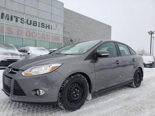 Used 2014 Ford Focus A/C+BANC CHAUFFANT+MAGS+BLUETOOTH+GR. ÉLECTRIQUE for sale in St-Hubert, QC