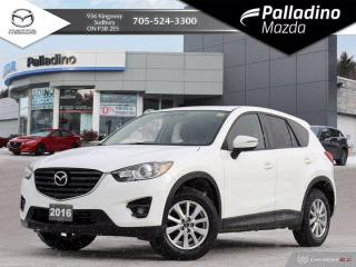 Used 2016 Mazda CX-5 GS - 4 NEW TIRES - NEW FRONT BRAKES for sale in Sudbury, ON