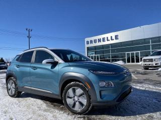 Used 2021 Hyundai KONA Electric EV Preferred for sale in St-Eustache, QC