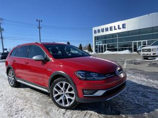 Used 2018 Volkswagen Golf Alltrack HIGHLINE gps toit cuir awd for sale in St-Eustache, QC