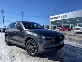 Used 2018 Mazda CX-5 GS AWD Toit cuir for sale in St-Eustache, QC