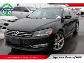 Used 2013 Volkswagen Passat HIGHLINE for sale in Whitby, ON
