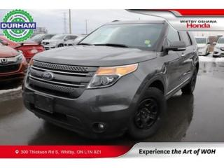 Used 2015 Ford Explorer 4WD 4dr Limited for sale in Whitby, ON