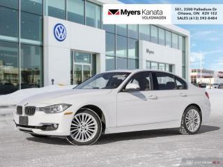 Used 2013 BMW 3 Series xDrive Sedan Luxury Line for sale in Kanata, ON