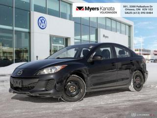 Used 2012 Mazda MAZDA3 GS at  -  Power Seats for sale in Kanata, ON