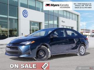 Used 2019 Toyota Corolla LE  - Heated Seats -  Bluetooth for sale in Kanata, ON