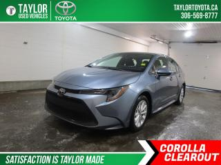 Used 2020 Toyota Corolla LE UPGRADE PKG for sale in Regina, SK