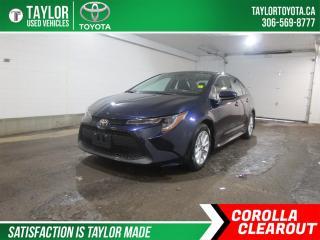 Used 2020 Toyota Corolla LE UPGRADE PKG for sale in Regina, SK