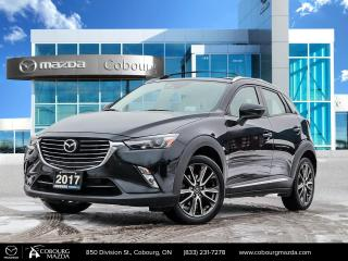 Used 2017 Mazda CX-3 GT for sale in Cobourg, ON