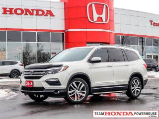 Used 2018 Honda Pilot Touring for sale in Milton, ON