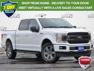 Used 2019 Ford F-150 CREW CAB | XLT | SPORT | 2.7 L | 5.5 BOX | SPORT PKG | TAILGATE STEP for sale in Waterloo, ON