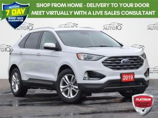 Used 2019 Ford Edge SEL | AWD | POWER LIFTGATE | SYNC | NAVIGATION | HEATED STEERING WHEEL | HEATED SEATS for sale in Waterloo, ON