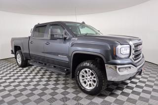 Used 2018 GMC Sierra 1500 SLE Z71 PKG | NO ACCIDENTS | 4X4 | 5.3L V8 | CREW CAB for sale in Huntsville, ON