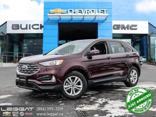 Used 2019 Ford Edge SEL CLEAN HISTORY! | LOW KMS! for sale in Burlington, ON