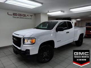 New 2021 GMC Canyon Elevation Standard for sale in Burlington, ON