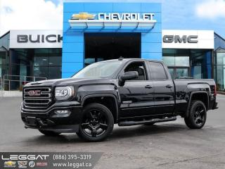 Used 2018 GMC Sierra 1500 ELEVATION | BLACKED OUT | TONNEAU INCLUDED | for sale in Burlington, ON