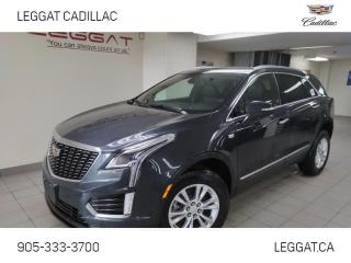 New 2021 Cadillac XT5 Luxury - Heated Seats -  Power Liftgate for sale in Burlington, ON