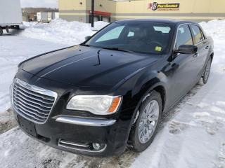 Used 2013 Chrysler 300 Touring RWD V6 LEATHER SUNROOF CHROME WHEELS REAR CAM for sale in Orillia, ON