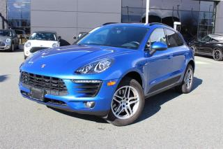 Used 2017 Porsche Macan for sale in Langley, BC