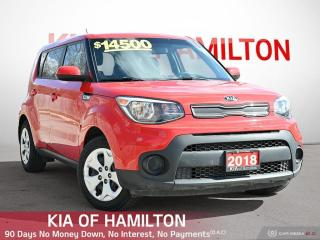 Used 2018 Kia Soul LX for sale in Hamilton, ON