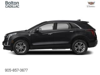 New 2021 Cadillac XT5 Luxury -  1SB Package - $348 B/W for sale in Bolton, ON