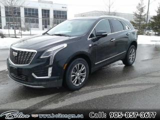 New 2021 Cadillac XT5 Premium Luxury - Leather Seats - $413 B/W for sale in Bolton, ON