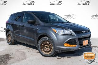 Used 2014 Ford Escape SOLD AS TRADED, YOU CERTIFY, YOU SAVE!!! for sale in Barrie, ON