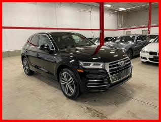 Used 2018 Audi Q5 QUATTRO *SOLD* TECHNIK S-LINE SPORT for sale in Vaughan, ON